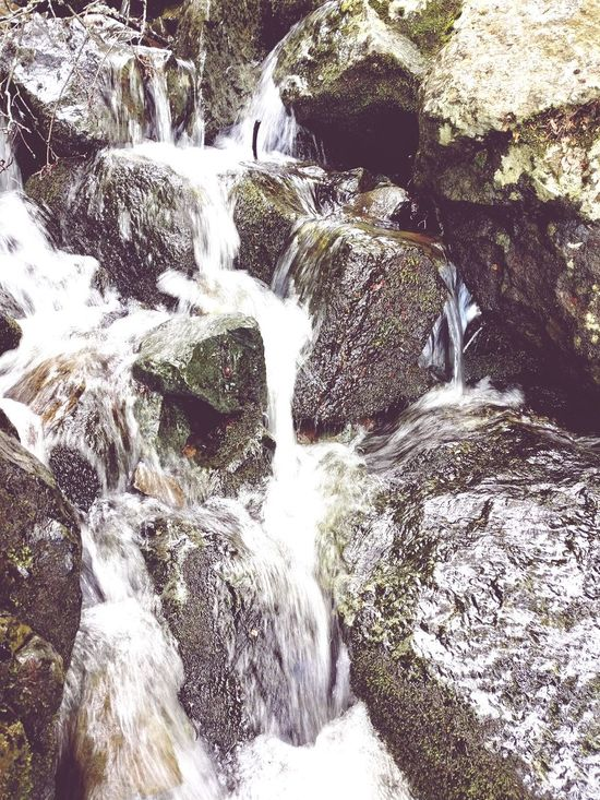Water Motion Nature Beauty In Nature Long Exposure Stream
