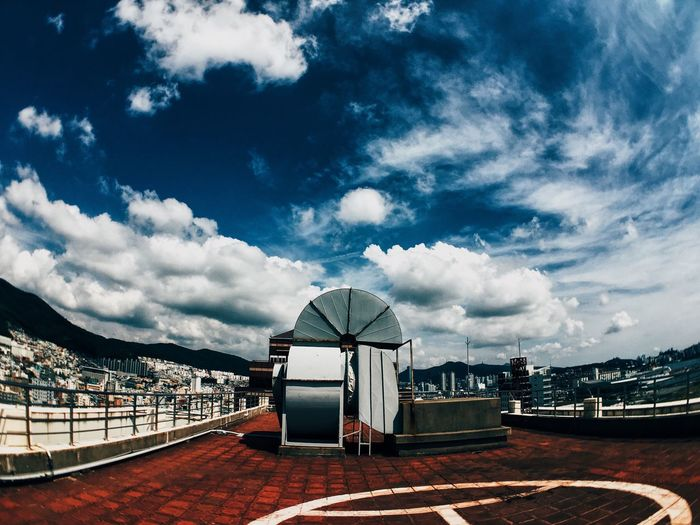 Clouds around the city. Sky Cloud Outdoors Atmospheric Mood Day Busan Korea City Life First Eyeem Photo