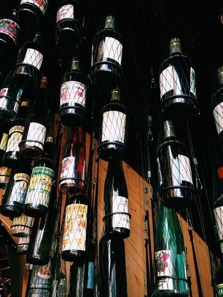 Wine Bottles Expo 2015 France