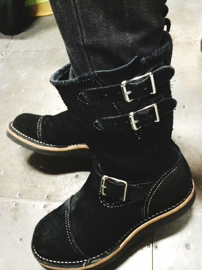 my new boots Fashion Street Fashion Boots Wesco Boot