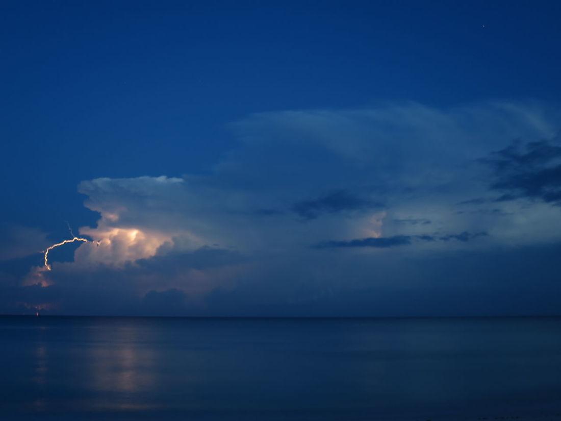 Atmosphere Atmospheric Mood Beach Beach Photography Beachphotography Beauty In Nature Cuba Cuba 2015 Distant KuBa Lightning Lightning Bolt Lightning Storm Majestic Night Nightphotography Ocean Ocean View Outdoors Scenics Sky Tranquil Scene Tranquility Varadero