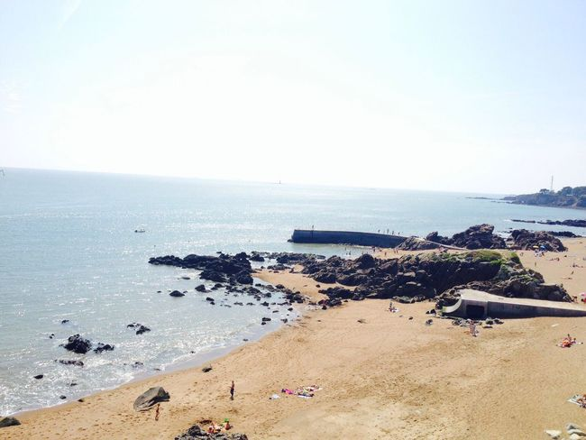 Beach Saint-Marc-sur-Mer