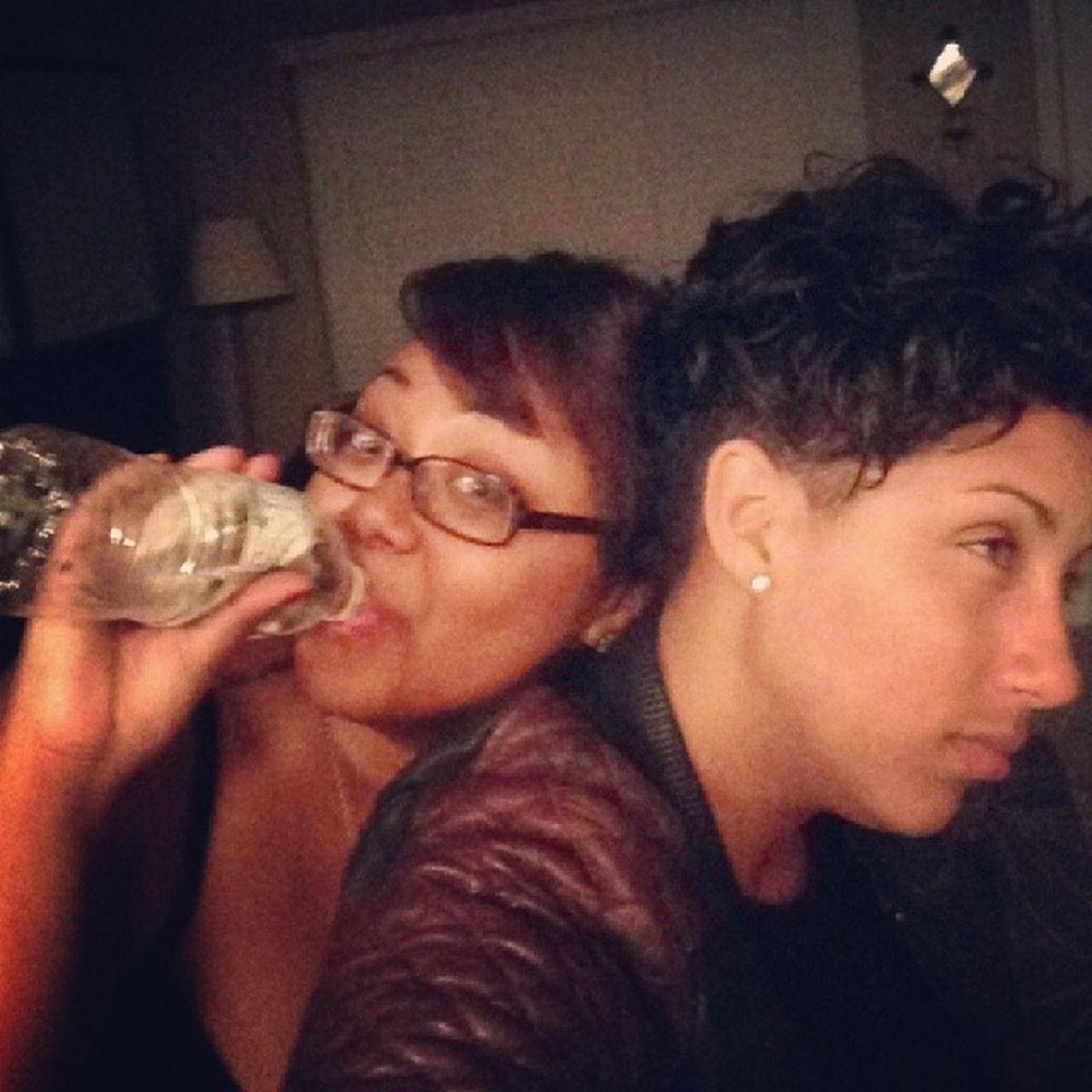 Last night's shenanigans Cousintime @megru22