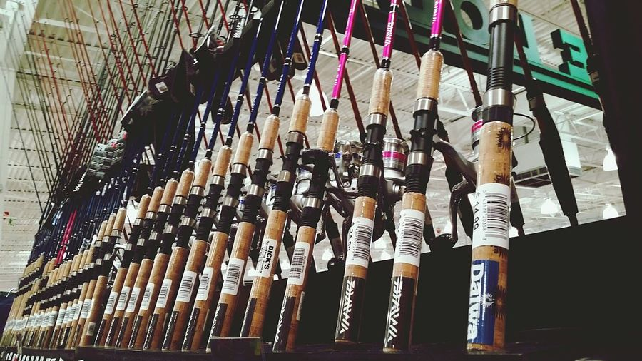 Fishing Poles Fishing Poles Dick's Lines Repitition