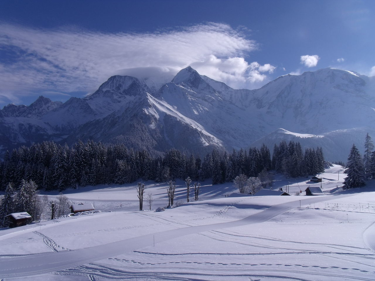 Cold Cold Temperature Covering Frozen Hill Landscape Mountain Mountain Range Saint Gervais Season  Ski Snow Snow Covered Snowcapped Snowcapped Mountain Weather White Winter