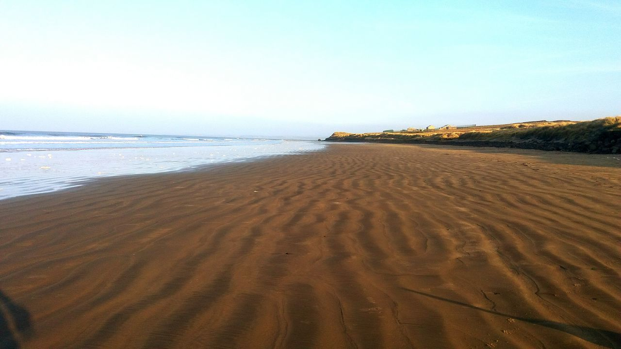 Walking On The Beach Sunshine Daylight Sea And Sky Seascape Seaside Sand Sand Pattern Patterns In Nature Patterns & Textures Natures Beauty Ireland🍀 Rossnowlagh Original Experiences Ireland Feel The Journey 43 Golden Moments