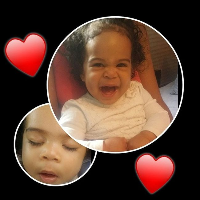 That lil girl means soooo much to me 😍😍😍