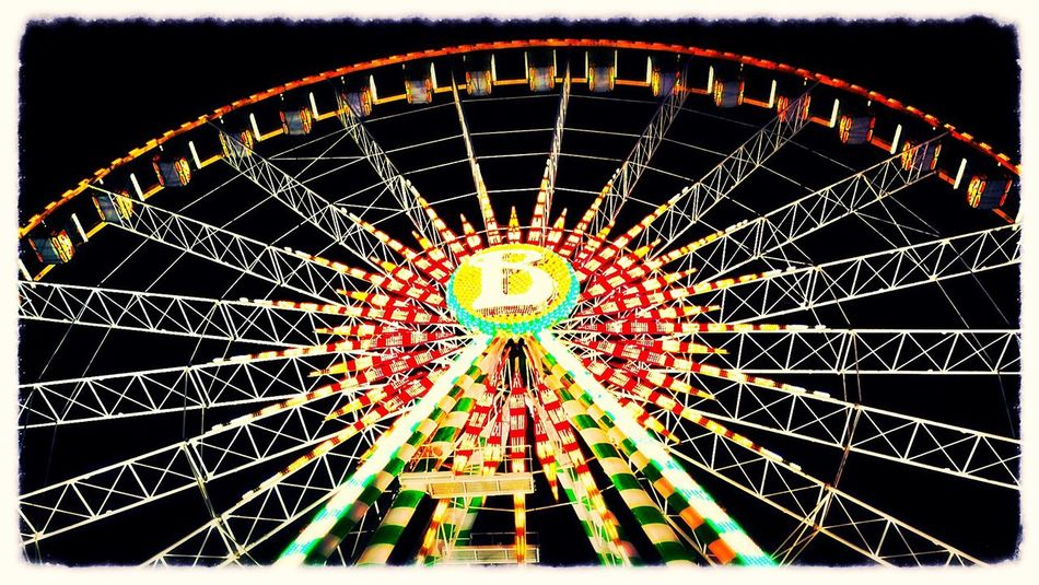 Always a great view!! Luxembourg Schueberfouer Funfair My Smartphone Life Showing Why I Could Be An Open Editor