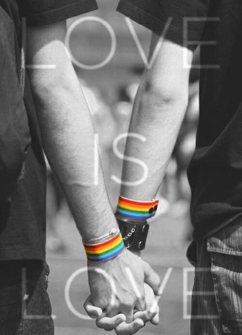 same love Gay Rights Love Is Love Splash