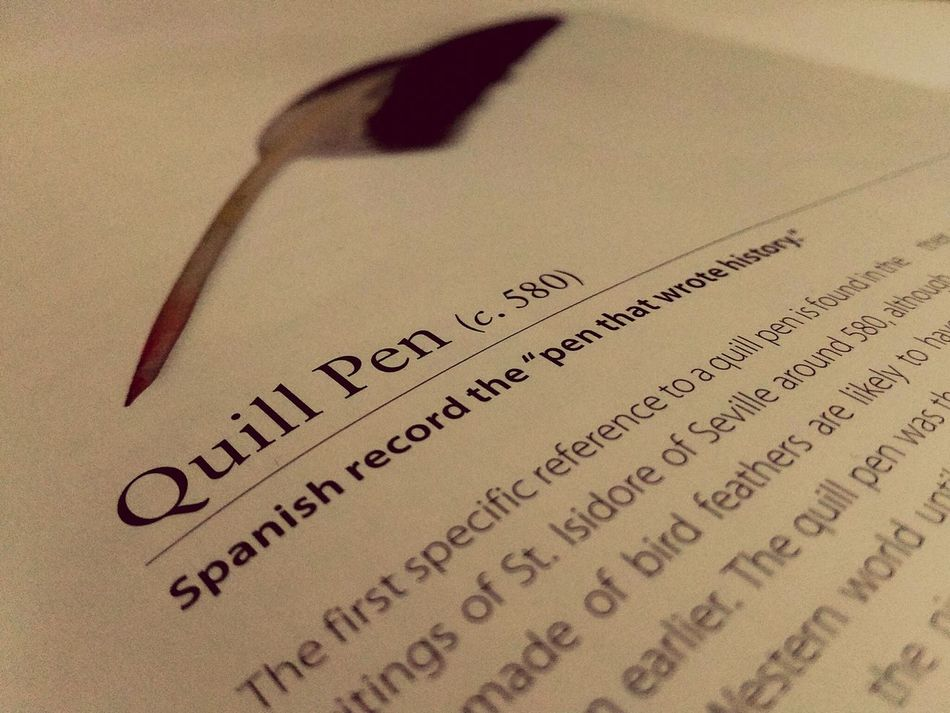 Audi Q Contest👍👍. Here Q is Quill Pen which is nicely captured from a book. First Eyeem Photo Asus Zenfone 2 Taking Photos Check This Out FirstpicEVER Secondeyeemphoto Hanging Out Marchphotochallenge March Showcase Marchchallenge Stunning_shots