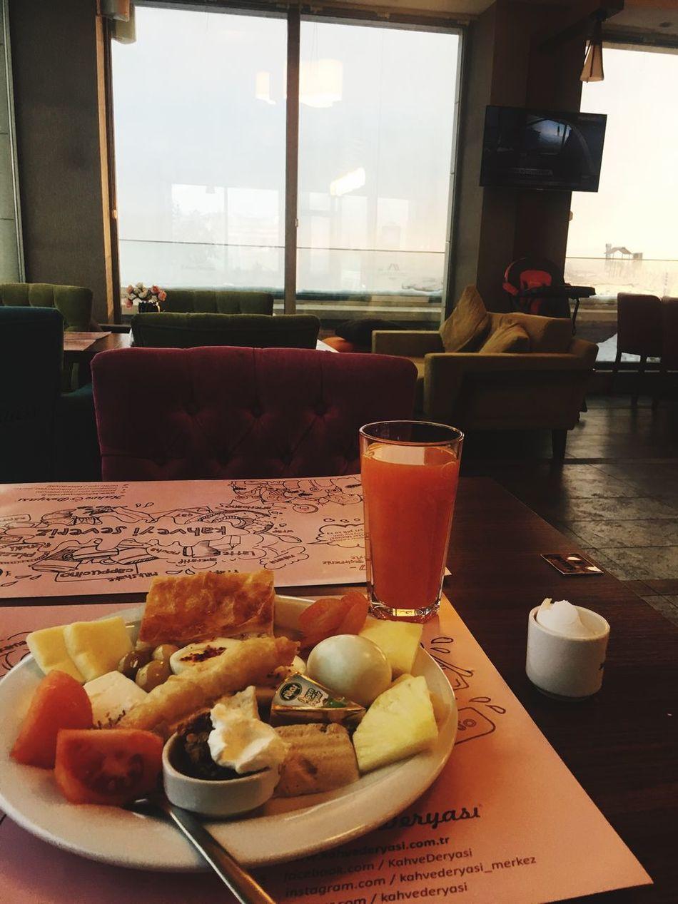 Kahvederyasi Kahvaltı Breakfast