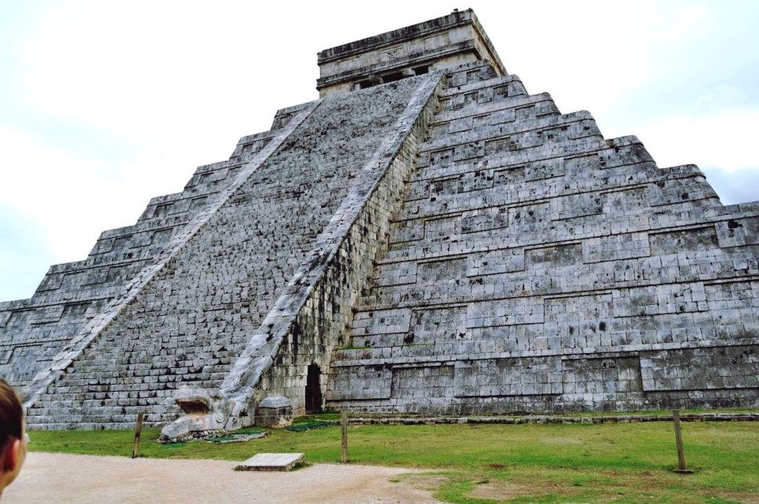 History Architecture Pyramid Mexico