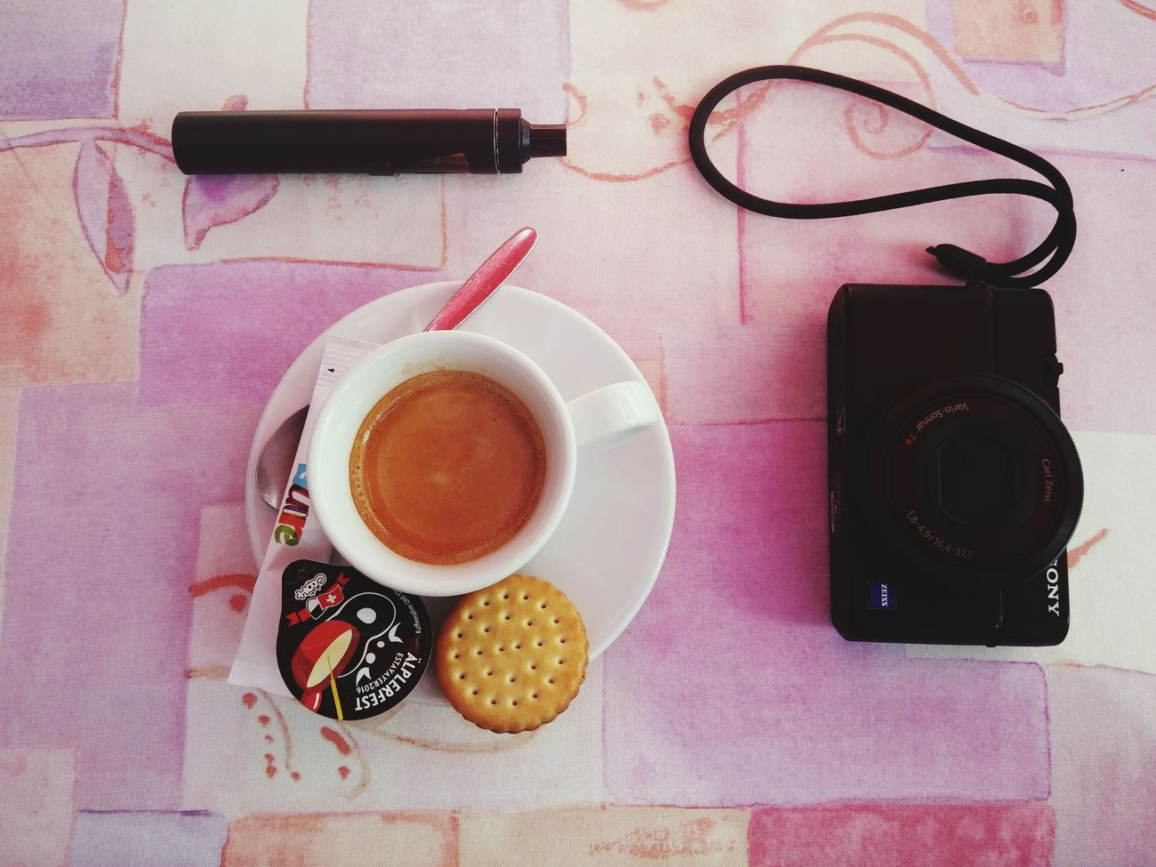 Dependence Drink Coffee Cup Coffee - Drink Food And Drink Freshness Breakfast Coffee High Angle View Directly Above Beverage Ecigarette Ecig Rx100 Sony Camera Cup Hot Drink Table Still Life Dependence Refreshment