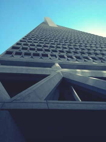 Transamerica Building Lookingup Architecture City 2.0 - The Future Of The City Change Your Perspective