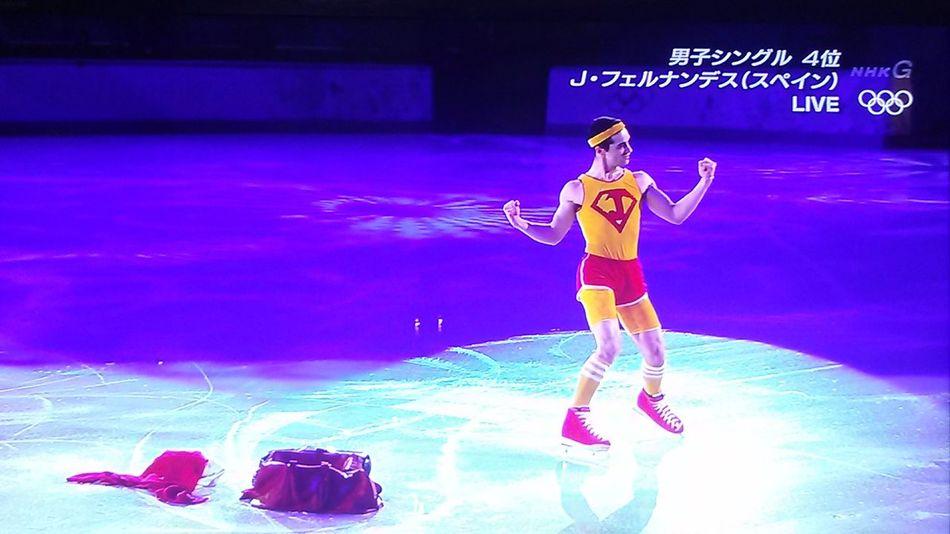 Sochi 2014 バビエルフェルナンデス Eyem Best Shot - My World