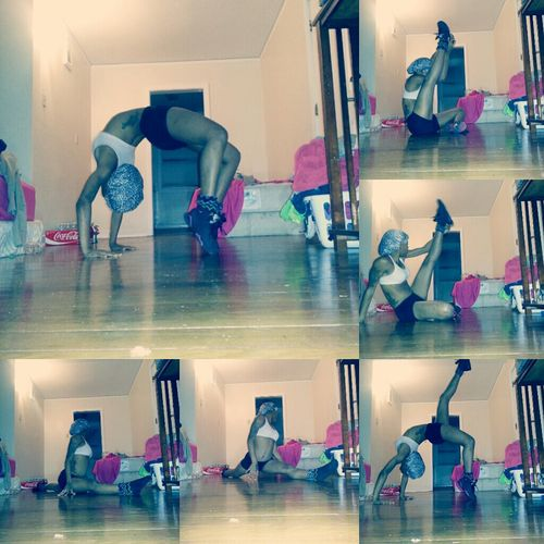 Practice Makes Perfect , It Aint Perfect Yet Tho #dancer