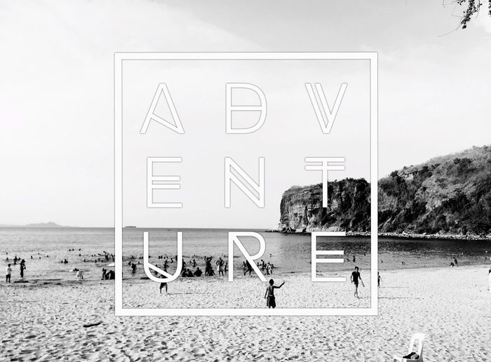 Dont forget to have some adventure!! Check This Out Blackandwhite Sunset Summer