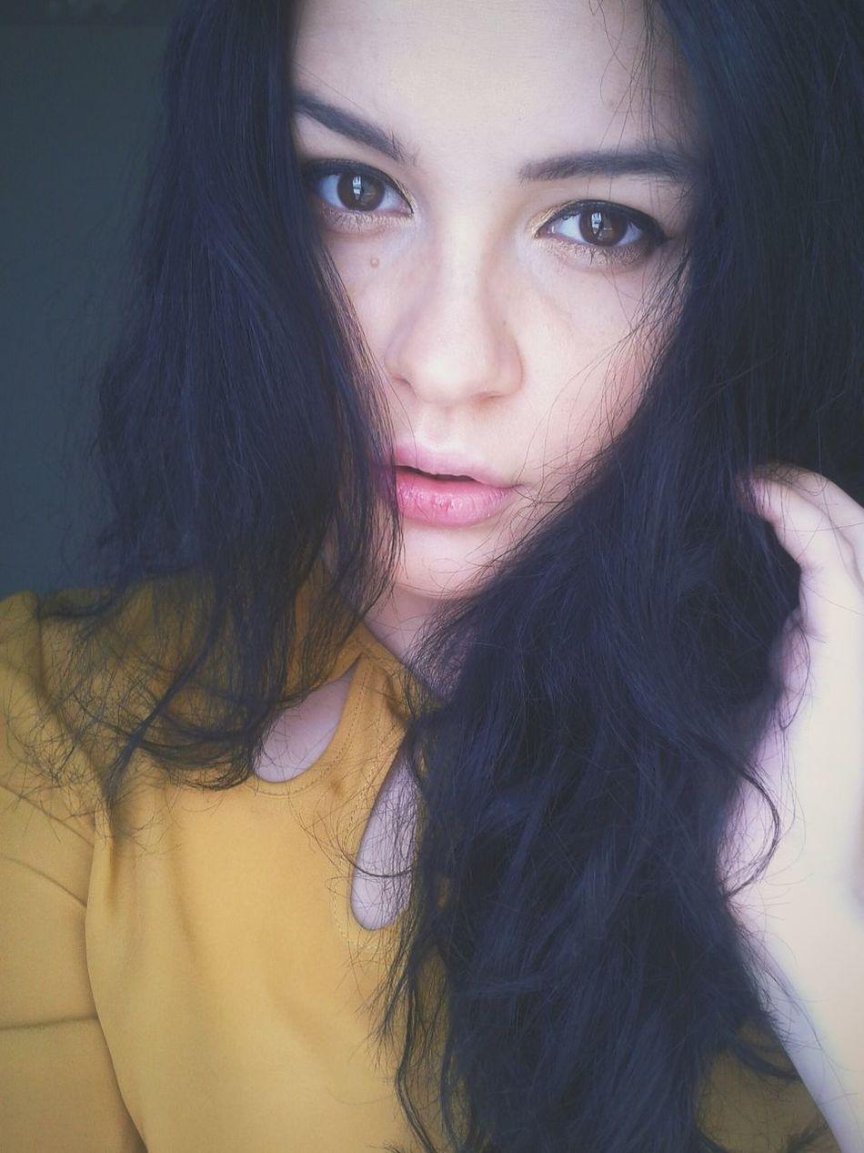 Hello World That's Me Selfie ✌ Self Portrait