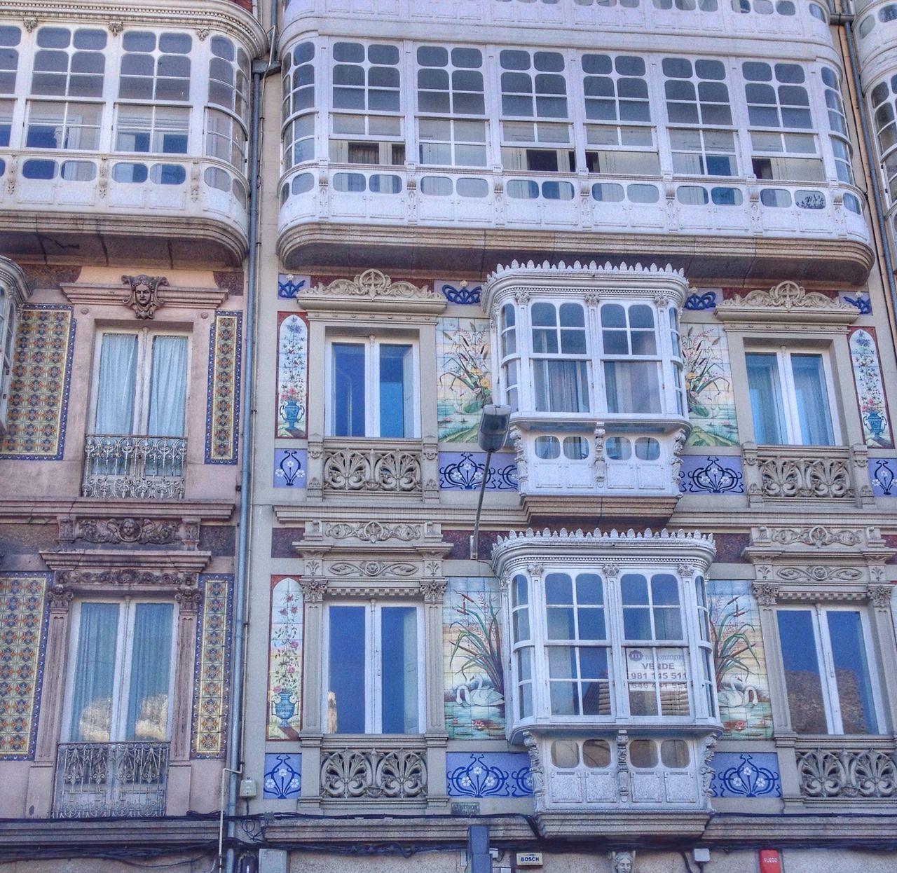 Amazing Architecture Hello World Arquitecture A Coruña Galicia Enjoying Life Iphono