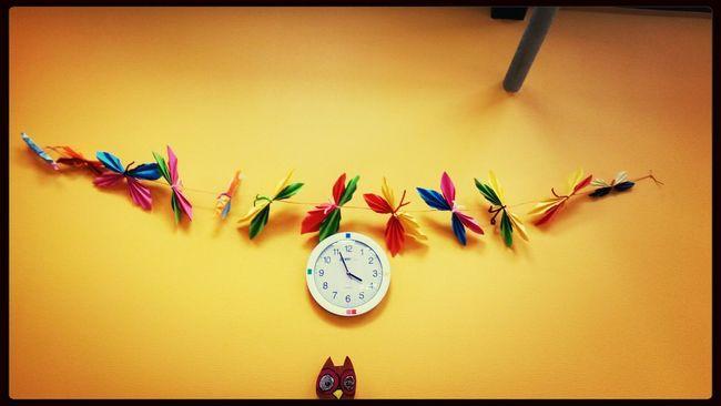 Guirlande de papillons. Guirlande Papillons Papiercentre aéré Saint Selve creeadom.com#
