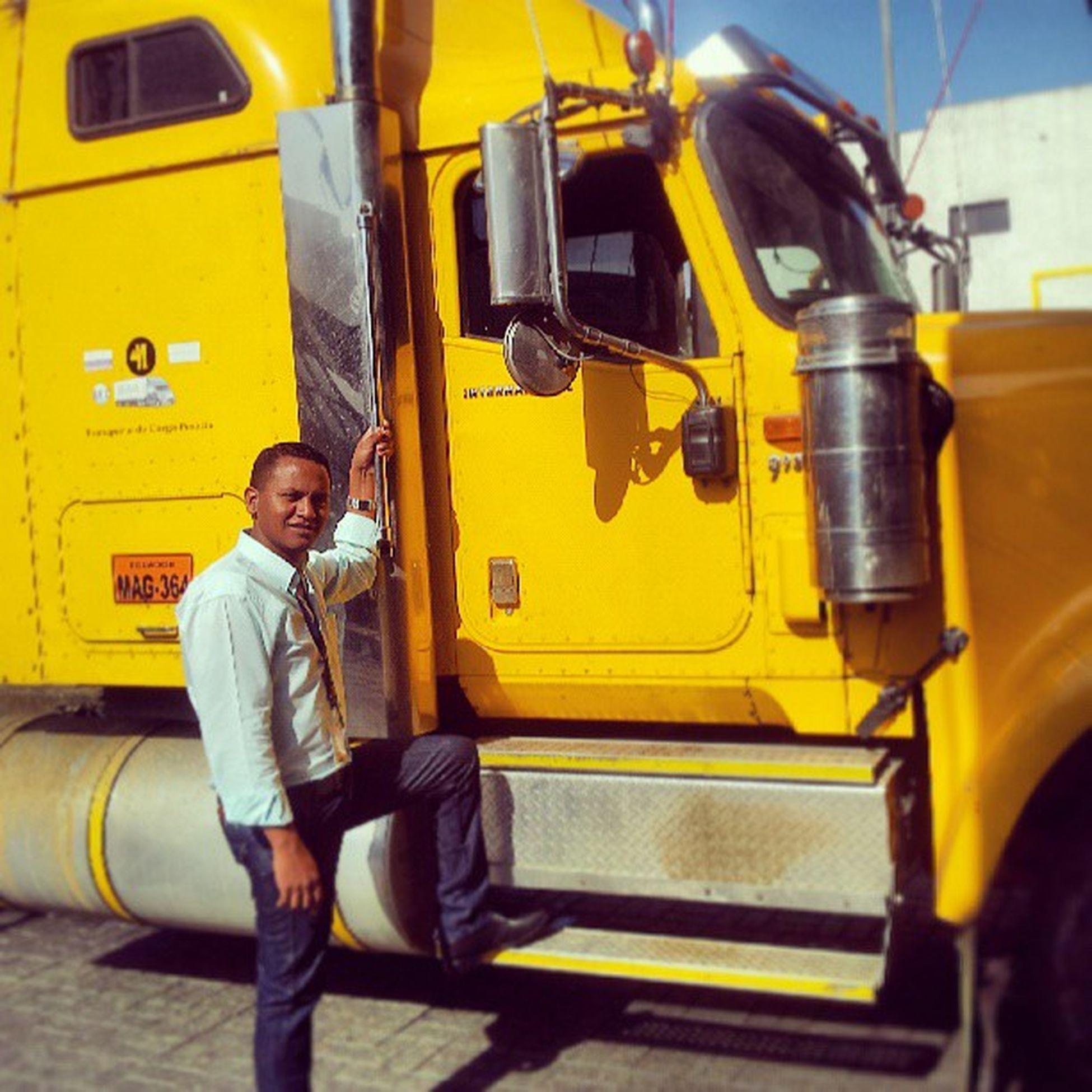 Truck Job Friday Instatruck Crazymoment lmaooo
