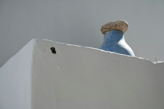 Blue on white in Mykonos, Greece Taking Photos Minimalism The Minimals (less Edit Juxt Photography) Eye4photography  Exploring New Ground
