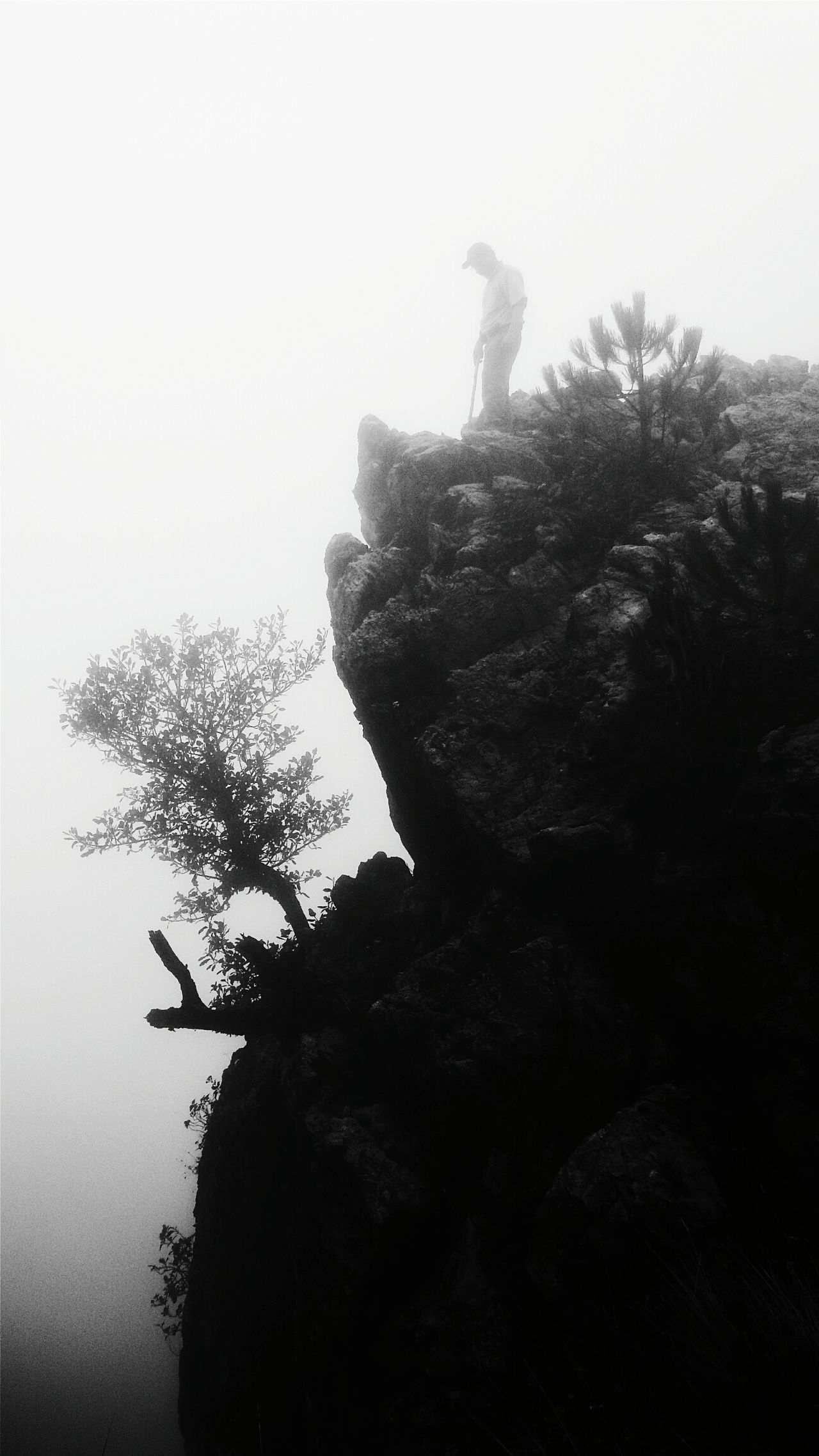 How Do You See Climate Change? Photography Alpinism Camping Mexico Tepoztecalt