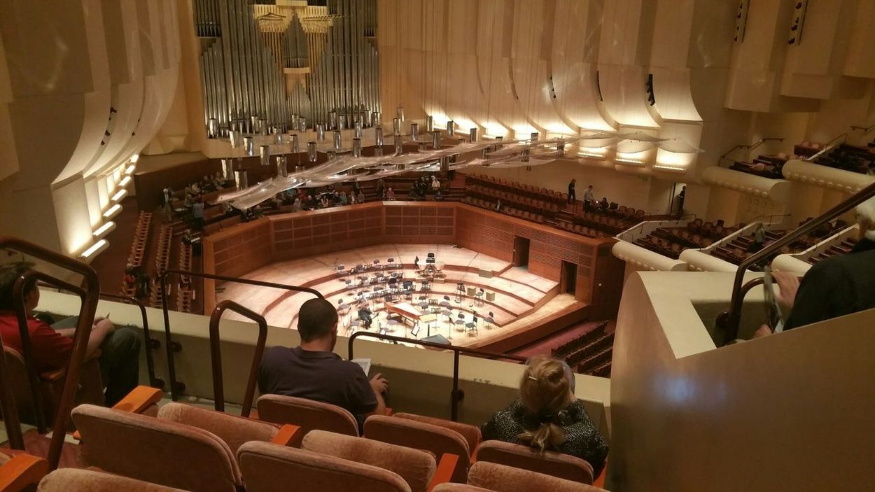 Telling Stories Differently San Francisco Symphony Check This Out Beautiful Music Worth Waiting For Inside Photography Light And Shadow Relaxing Enjoying Life Happiness This Week On Eyeem Atmospheric Mood Enjoying Myself