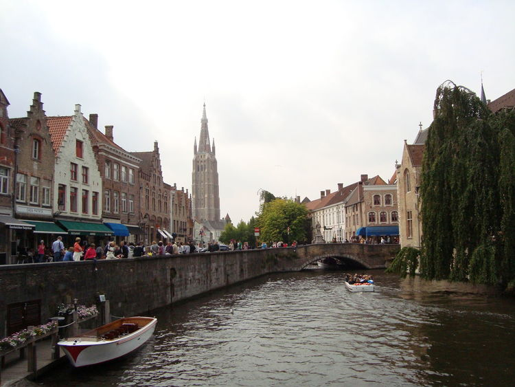 Architecture Building Exterior Canal Day Outdoors Sky Travel Destinations Water