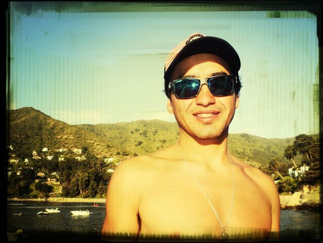 En el Muelle? That's Me Summerismagic Summer2014 Zapallar