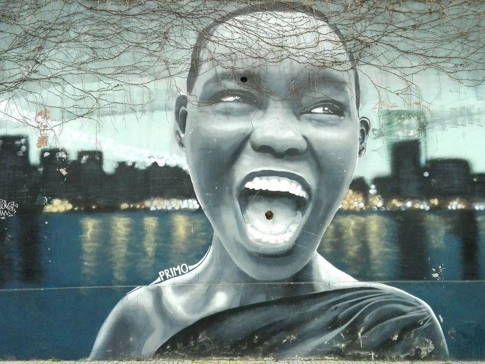 Streetgraffiti Argentina Photography Colegiales Human Representation First Eyeem Photo