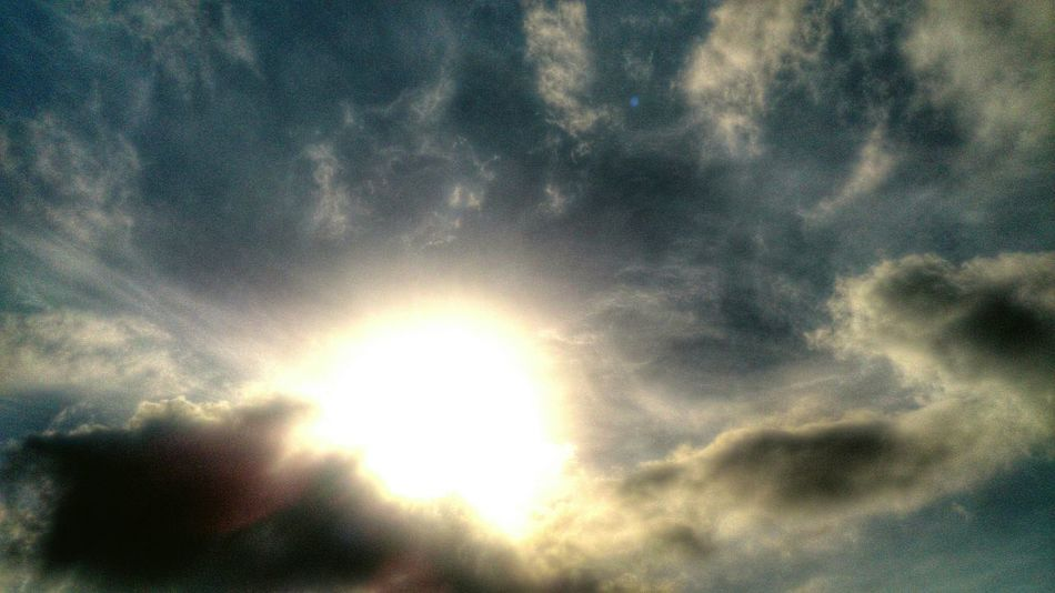 NautikaSBBase ViewFromTheYard MorningClouds Sunnydays Sunlight Takenbyme Xperiaz OpenEdit