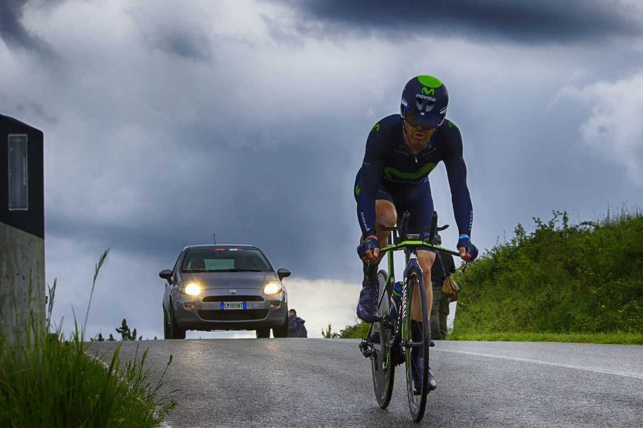 Giro d'italia 2016 - tappa cronometro Chianti Giroditalia Castellina HDR Gazzetta