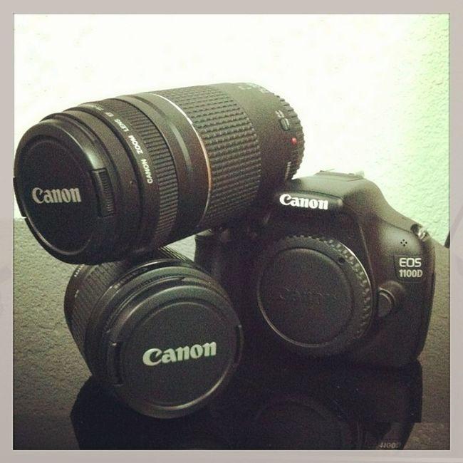عدستي الجديدة Canon D1100