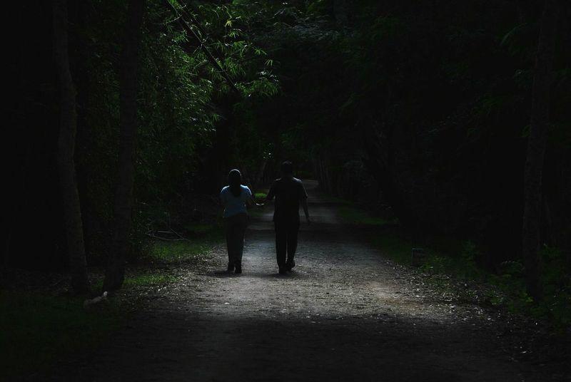 Morning walk. Walk Walking Together Life Hand In Hand Love Shadows Shadows & Lights Walk Of Life People