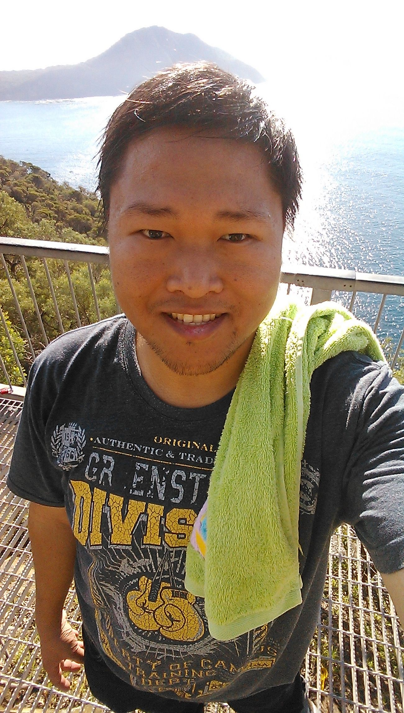 I reached the top of the hill. now for a selfie! Taking Photos View Hanging Out At The Lookout