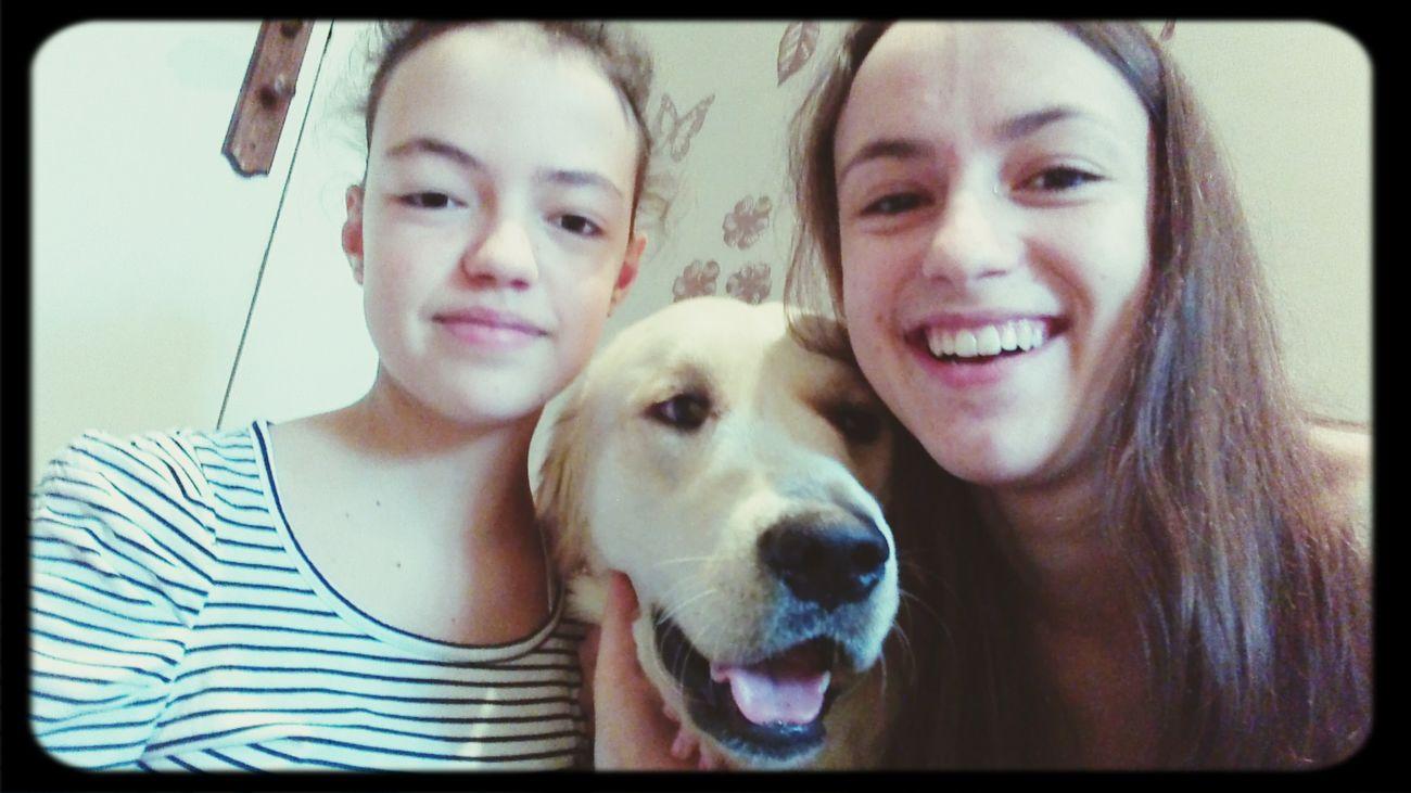 WEdog&sister♥