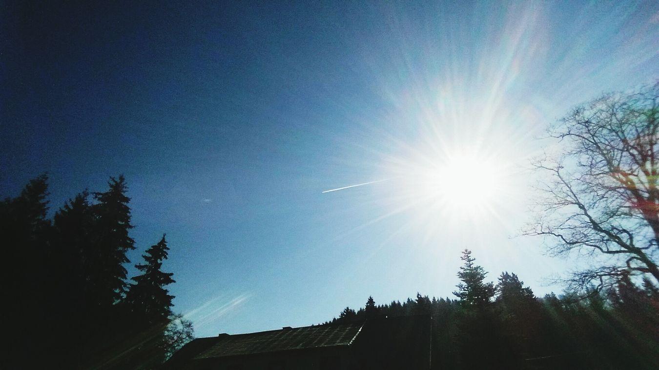 Solar Eclipse Eclipse Eclipse2015 Skyporn Sun Germany Lights