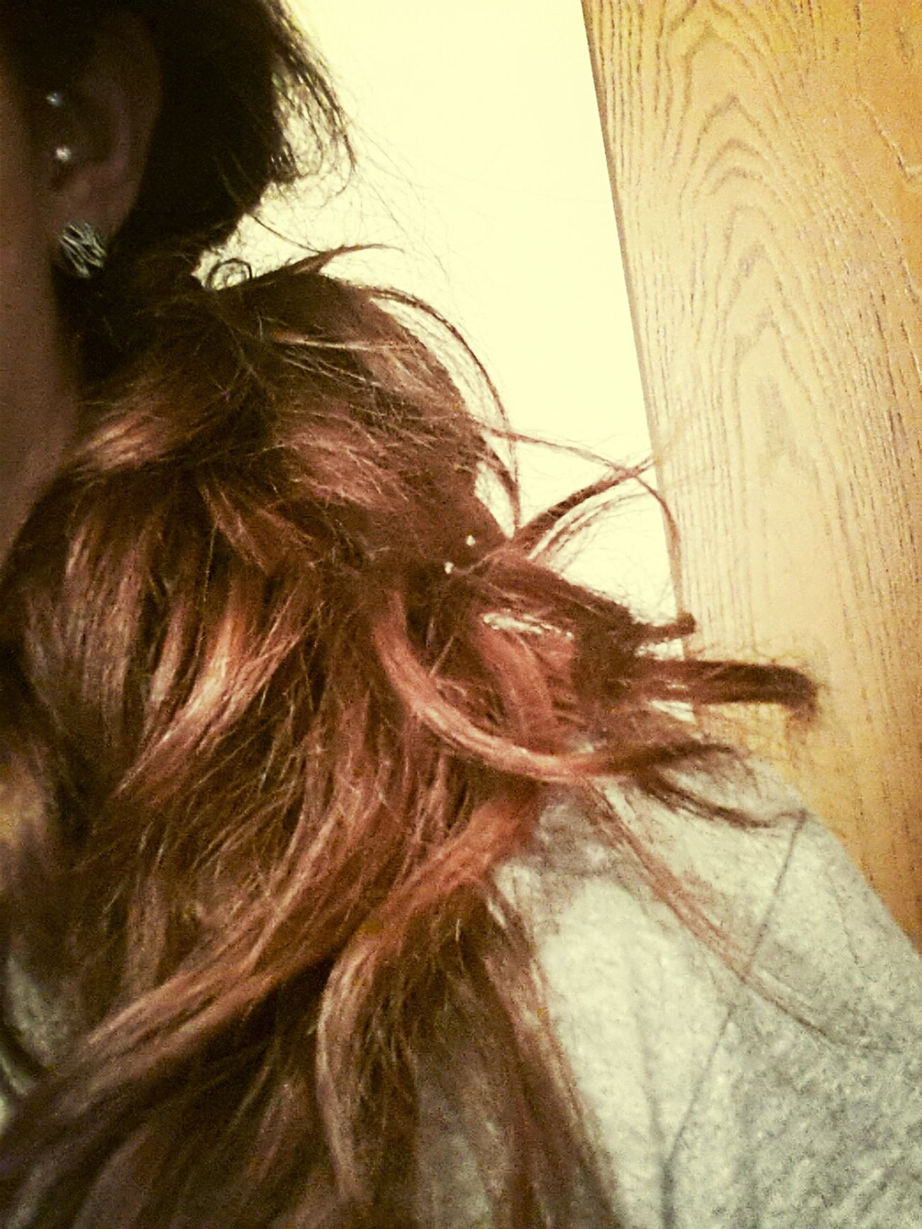 My obsession with my hair is stupid lol WhenBoredomStrikes Curly Hair! Lovelovelove