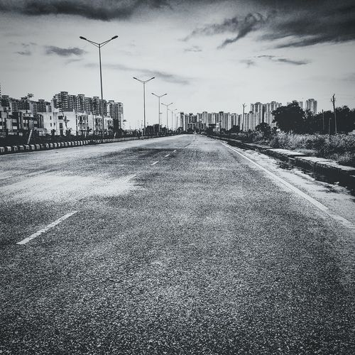 Cloud - Sky Outdoors Sky The Way Forward Architecture No People Day Backgrounds Mobilephotography Road Weather Rain