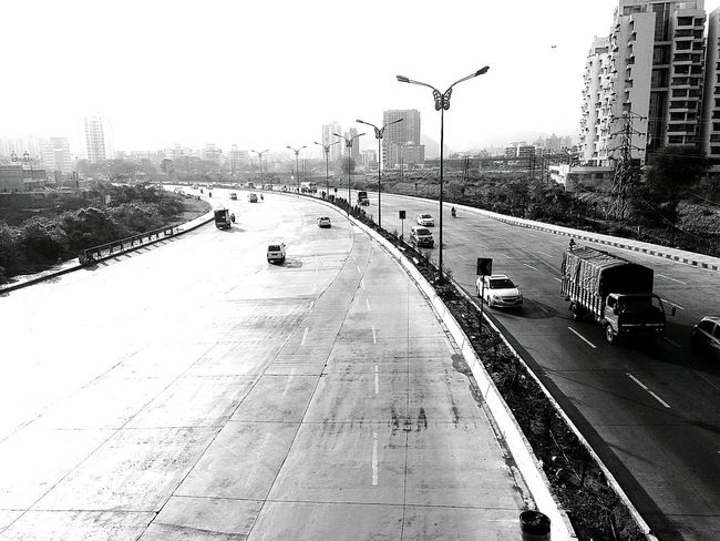 Black And White Photography Learning Photography Roadside Indianroads Black And White Mumbaimerijaan Mumbaistreets Landscapes With WhiteWall Sunshine Light And Shadows Blackandwhitephotography Motion Picture Capture The Moment Sunlight Sun_collection Light And Shadow Lights And Shadows Light Lights Road To Nowhere Roadtrip Blackandwhite Photography Black And White Collection  Blackandwhite Here Belongs To Me