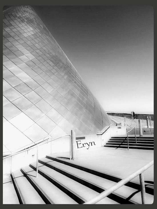 Architecture Blackandwhite Vignette For Android Eye4photography  Museum Of Glass