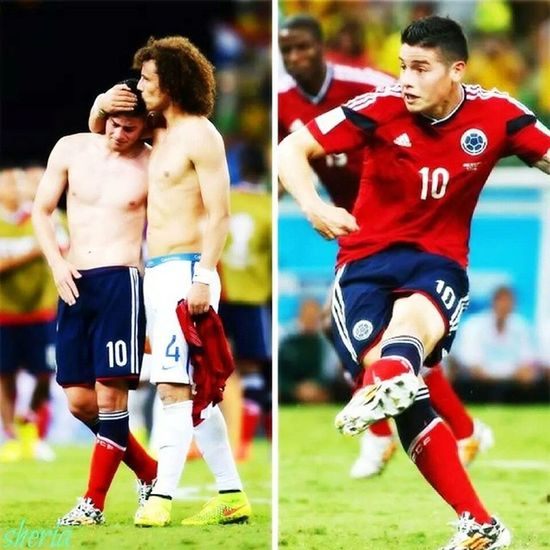 @jamesrodriguez10 ♥ the best in the world cup ♥ Jamesrodriguez Colombia Realmadrid Monaco