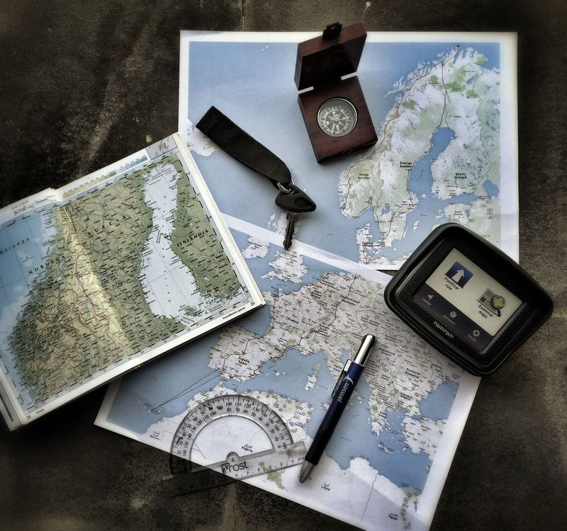 Trip Adventure Planning Journey Tour Europe Nordkapp The Tourist