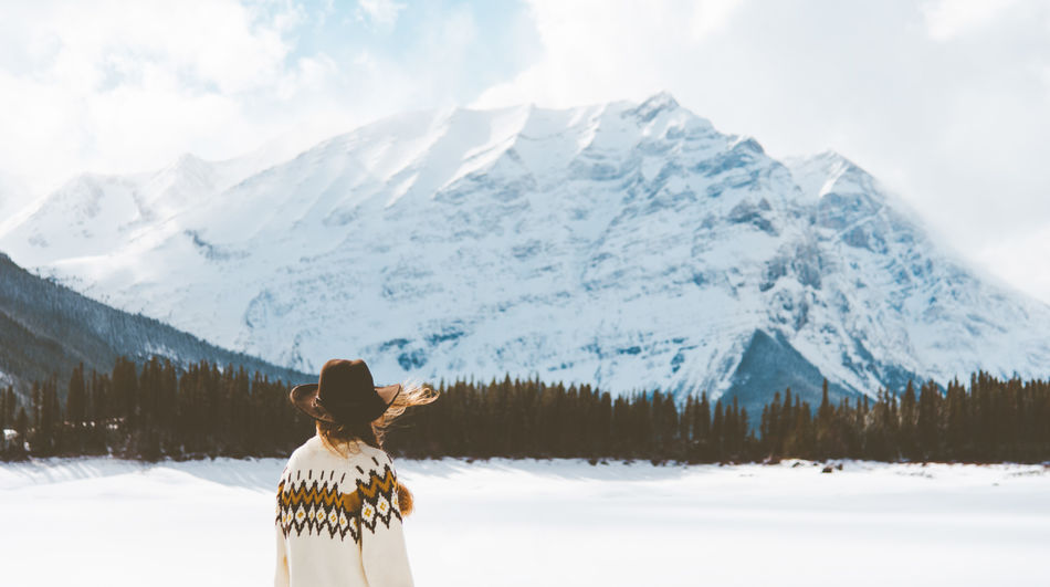 Beautiful stock photos of schnee, 20-24 Years, Adventure, Beauty In Nature, Canada