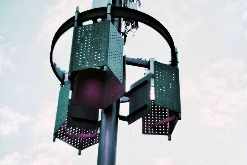 Street Lamp Glen Park Lomochrome Purple Look Up