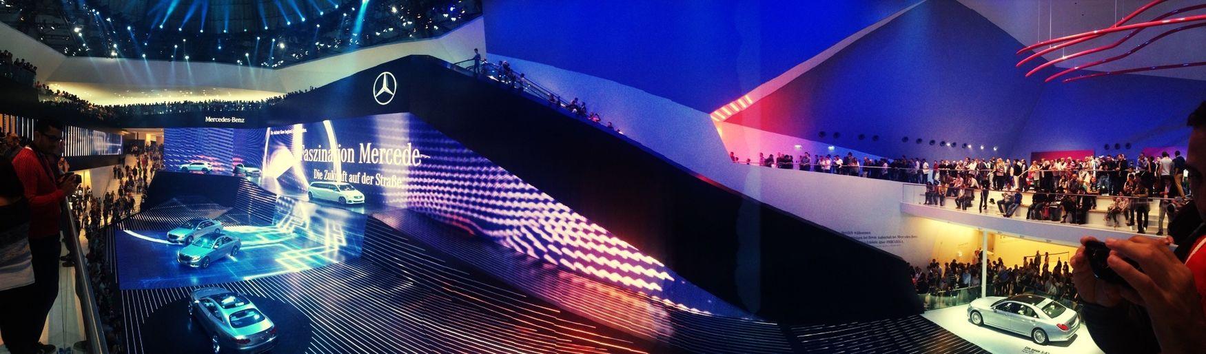 Panorama Landscape Iaa Mercedes