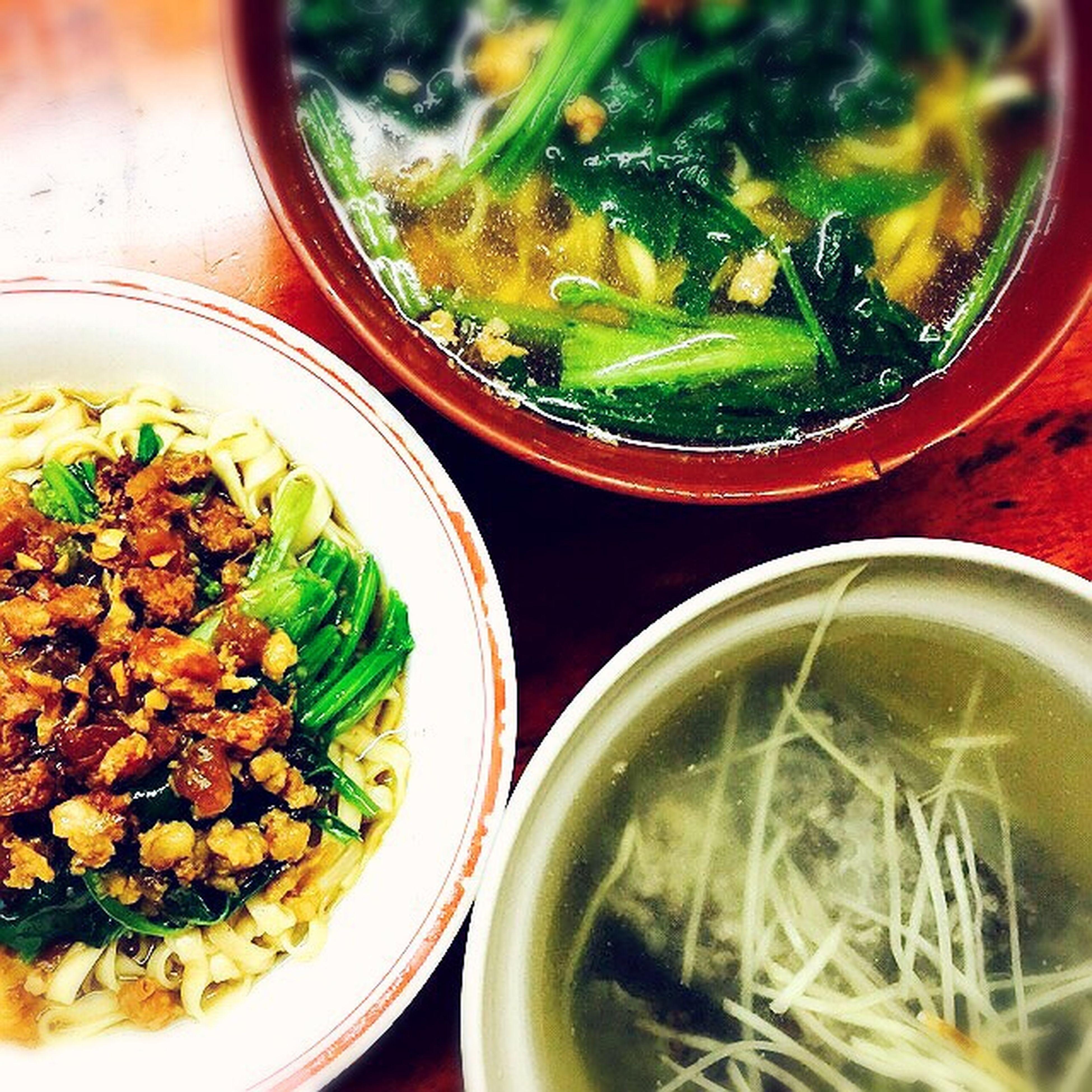 萬惡的宵夜文 Chinese Food Noodles Tasty Taiwan Soup