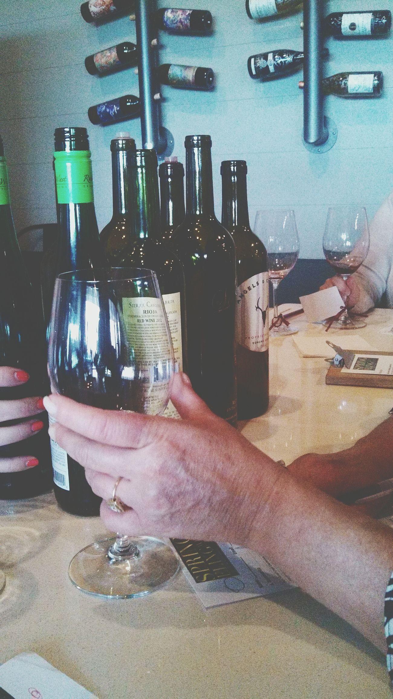 Wine Winetasting Winetime Wineglass Winebotttle Winebottles OpenEdit