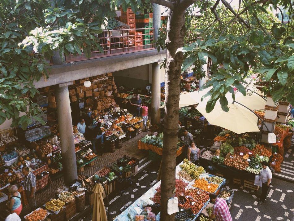 Funchal Madeira Market Vscocam